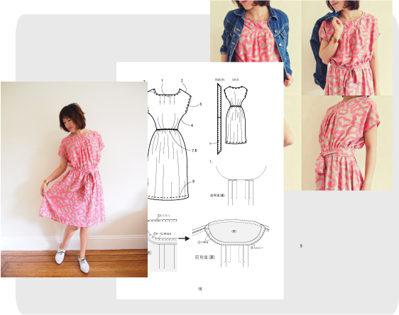 Japanese sewing patterns - How to Sew Japanese Sewing Patterns